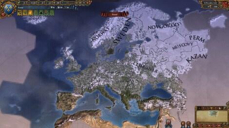 Europa Universalis IV: Art of War Key Steam GLOBAL - képernyőkép - 10