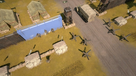 Foxhole Steam Key GLOBAL - gameplay - 9