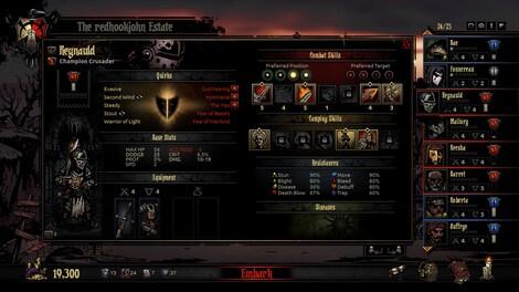 Darkest Dungeon Steam Key GLOBAL - gameplay - 7