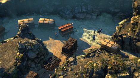 Shadow Tactics: Blades of the Shogun Steam Key GLOBAL - gameplay - 9