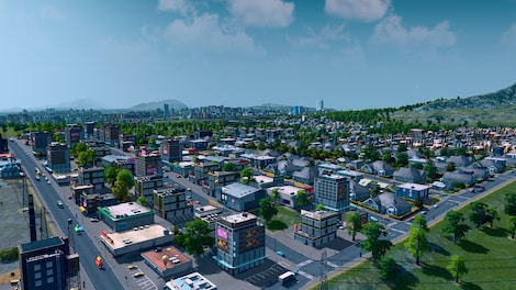 Cities: Skylines Deluxe Edition Steam Key GLOBAL - gameplay - 9