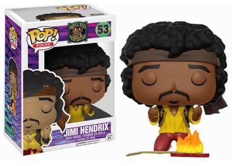 Pop! Vinyl: Rock - Gwiazdy - Jimi Hendrix 2