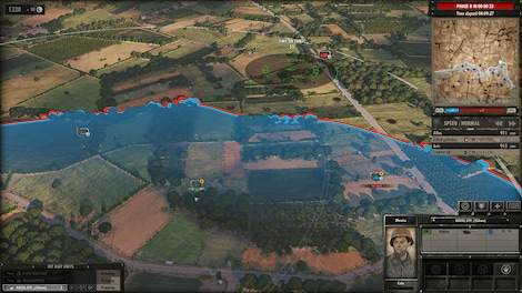 Steel Division: Normandy 44 Steam Key GLOBAL - gameplay - 7