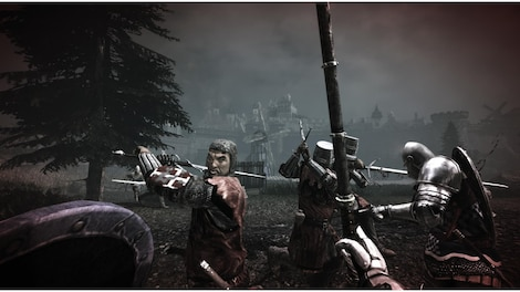 Chivalry: Medieval Warfare Steam Key GLOBAL - gameplay - 3
