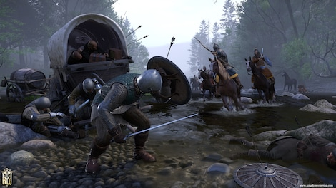 Kingdom Come: Deliverance Steam Key PC EUROPE - gameplay - 6
