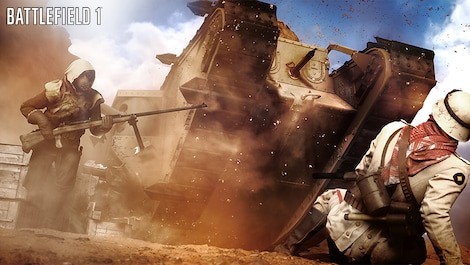 Battlefield 1 Deluxe Edition Origin Key EUROPE - gameplay - 4