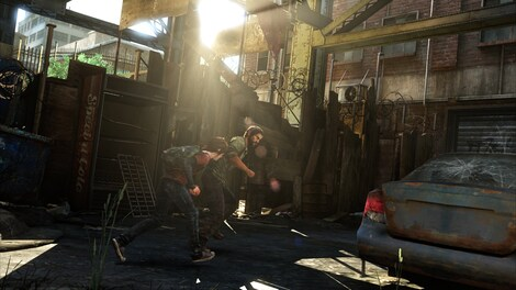 The Last of Us Remastered PSN Key PS4 NORTH AMERICA - gameplay - 29