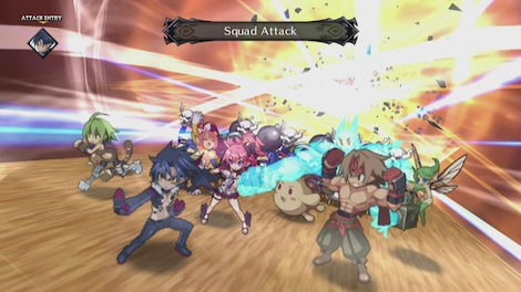 Disgaea 5 Complete Steam Key GLOBAL - gameplay - 3