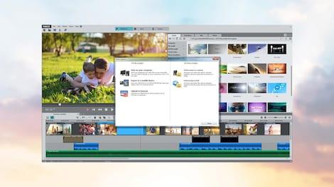 MAGIX Photostory 2016 Deluxe GLOBAL Key Steam - zrzut ekranu - 2