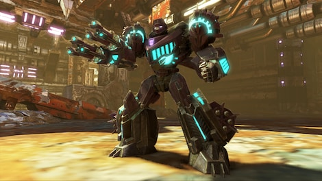transformers fall of cybertron multiplayer havoc pack key steam