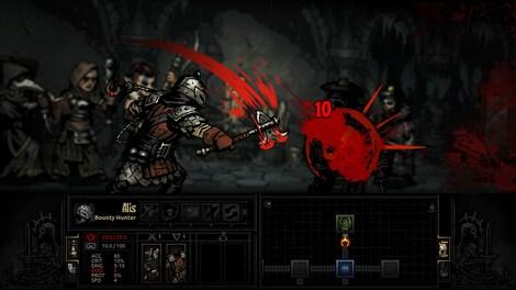 Darkest Dungeon Steam Key GLOBAL - gameplay - 6