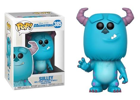 Pop! Vinyl: Disney - Potwory i spółka - Sulley