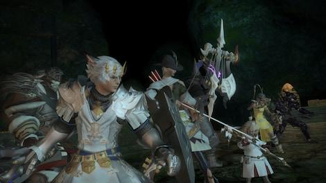Final Fantasy XIV: A Realm Reborn Steam Key EUROPE - G2A COM