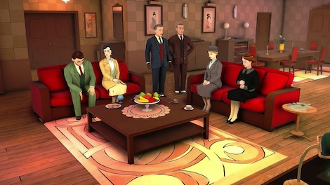 Agatha Christie - The ABC Murders Steam Key GLOBAL - gameplay - 9