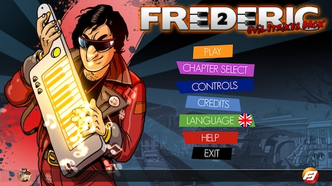 Frederic Bundle Steam Key GLOBAL