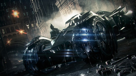 Batman: Arkham Knight Premium Edition Steam Key GLOBAL - gameplay - 8