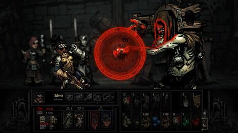 Darkest Dungeon Steam Key GLOBAL - gameplay - 15
