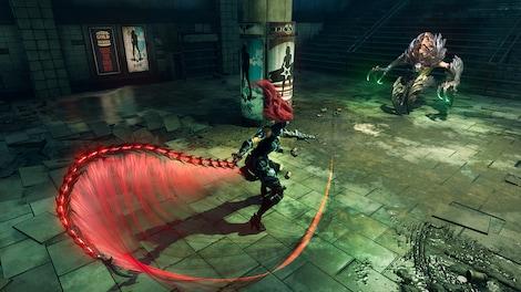 Darksiders III PREPURCHASE Steam Gift GLOBAL - gameplay - 6