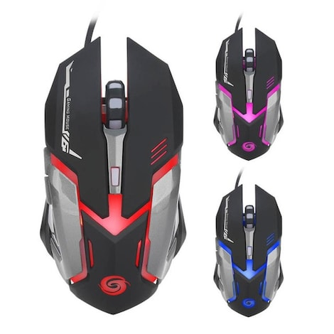 Malloom 2016 LED Gaming Mouse