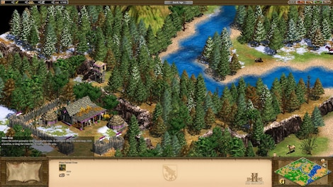 Age of Empires II HD Steam Key GLOBAL - gameplay - 4