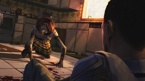 The Walking Dead: The Complete First Season PSN Key PS4 NORTH AMERICA - gameplay - 7