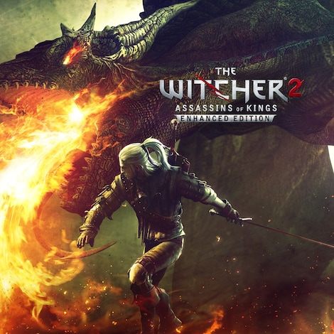 The Witcher 2: Assassins of Kings Enhanced Edition GOG.COM Key GLOBAL - gameplay - 2