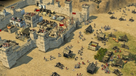 Stronghold Crusader 2 Steam Key GLOBAL - gameplay - 4