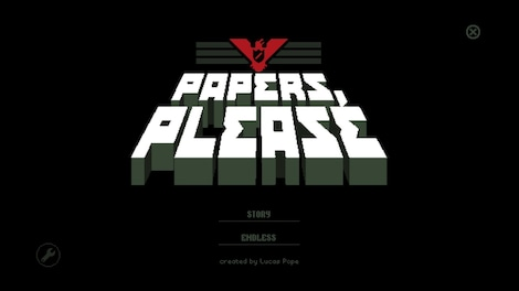 Papers, Please Steam Key GLOBAL
