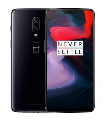 OnePlus 6 8/128GB Dual SIM Mirror Black