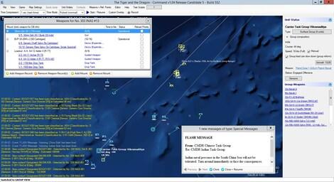 Command: Modern Air / Naval Operations WOTY Steam Key GLOBAL - gameplay - 10