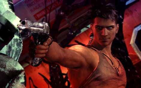 DmC: Devil May Cry Steam Key GLOBAL - gameplay - 5