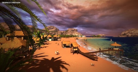 Tropico 5 Steam Key GLOBAL - gameplay - 15