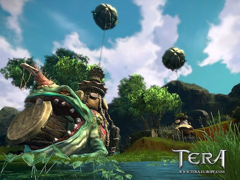 Tera Online Standard Gameforge Key EUROPE - gameplay - 7
