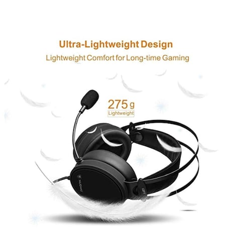 NUBWO Gaming headsets - Wired PC / XBOX/ PS4 Gaming Headphones with Noise Canceling Mic - product photo 2