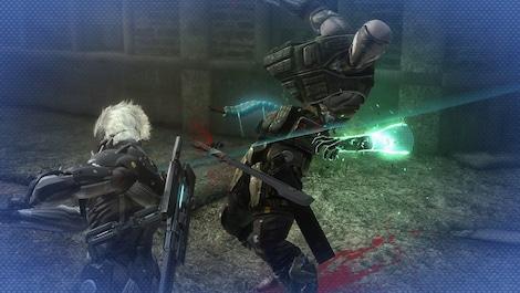 Metal Gear Rising: Revengeance Steam Key EUROPE - gameplay - 4