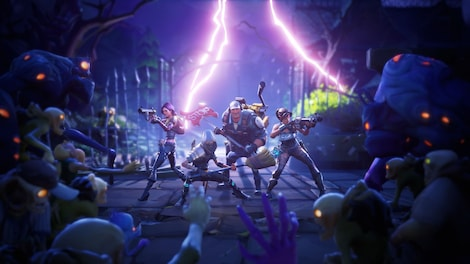 Fortnite deluxe edition Epic Games Key GLOBAL - gameplay - 5