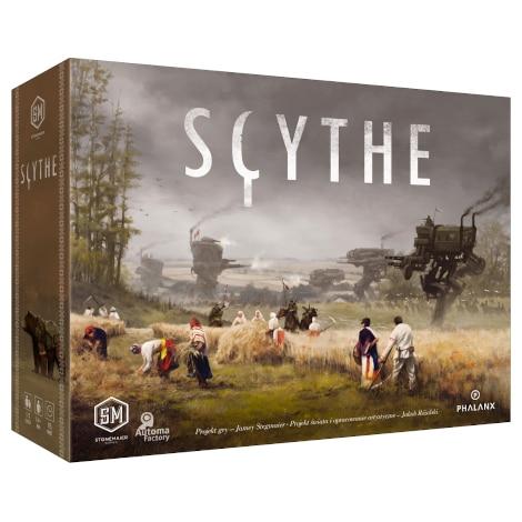 Scythe - Gra planszowa