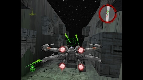 STAR WARS: Rogue Squadron 3D Steam Key GLOBAL - gameplay - 3