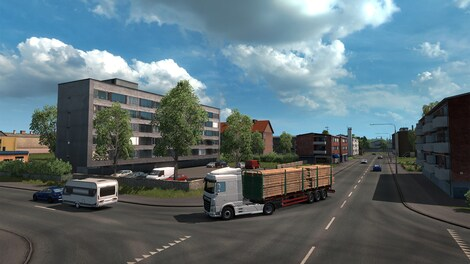 Euro Truck Simulator 2 - Beyond the Baltic Sea Steam Key GLOBAL - screenshot - 4