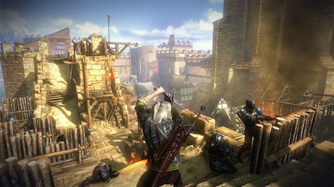 The Witcher 2 Assassins of Kings Enhanced Edition Steam Key GLOBAL - gameplay - 24