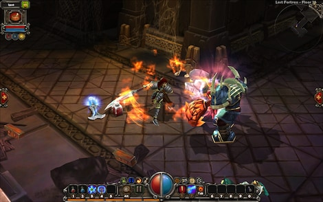 Torchlight Steam Key GLOBAL