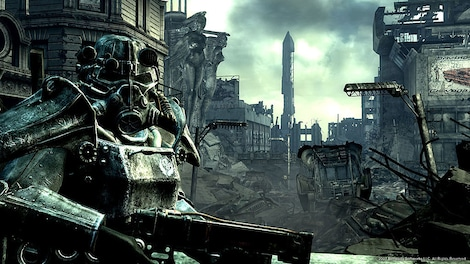 Fallout 3 XBOX LIVE Key XBOX ONE NORTH AMERICA - gameplay - 5