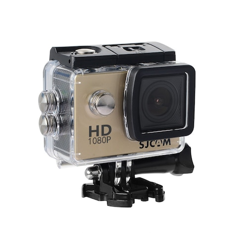 SJCAM SJ4000 12MP Action Camera Underwater Camera Sport Camcorder Golden