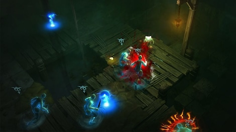 Diablo 3: Rise of the Necromancer Pack Key Blizzard GLOBAL - screenshot - 6