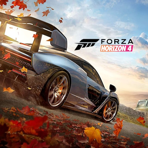 forza horizon 4 standard edition xbox one windows 10 pc. Black Bedroom Furniture Sets. Home Design Ideas