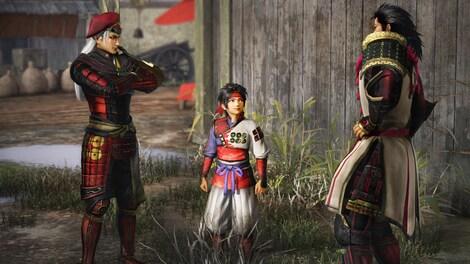 SAMURAI WARRIORS: Spirit of Sanada Steam Key GLOBAL - gameplay - 8