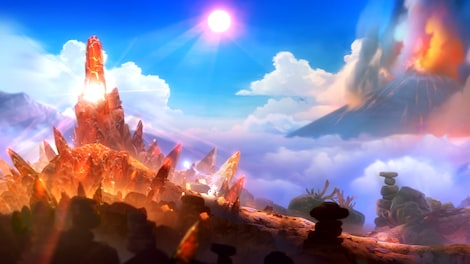 Ori and the Blind Forest Steam Key GLOBAL - gameplay - 6