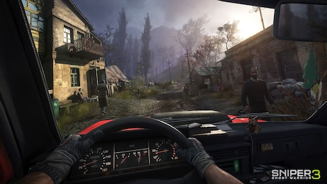 Sniper Ghost Warrior 3 Steam Key GLOBAL - gameplay - 6