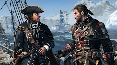 Assassin's Creed Rogue Uplay Key GLOBAL - gameplay - 7