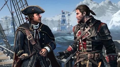Assassin's Creed Rogue Uplay Key GLOBAL - gameplay - 6
